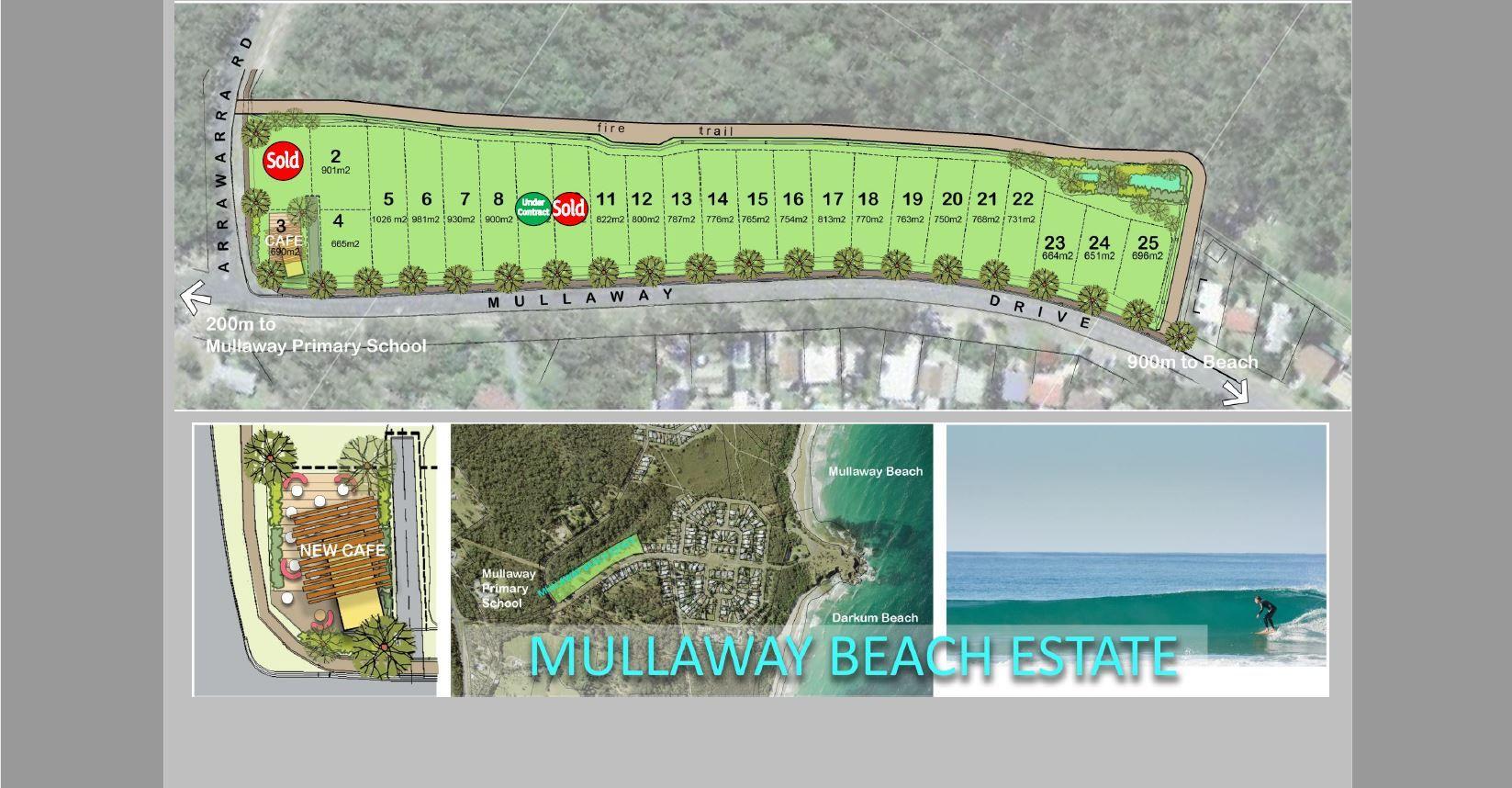 Lot 4 Mullaway Beach Estate, Mullaway NSW 2456, Image 0