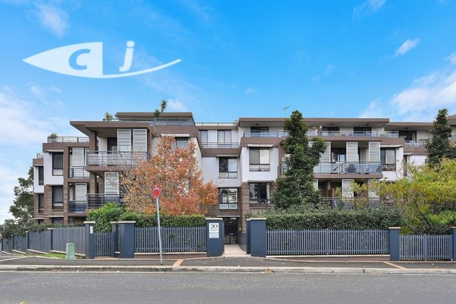 Picture of 2325/20 Porter St, RYDE NSW 2112
