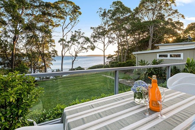 Picture of 7 Walmer Avenue, SANCTUARY POINT NSW 2540