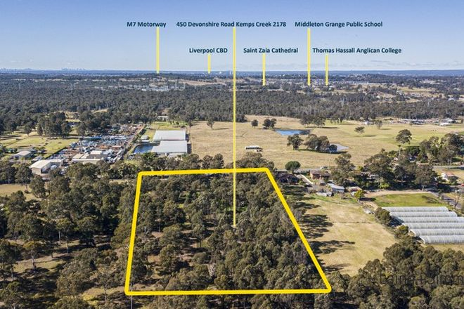 Picture of 450 Devonshire Road, KEMPS CREEK NSW 2178