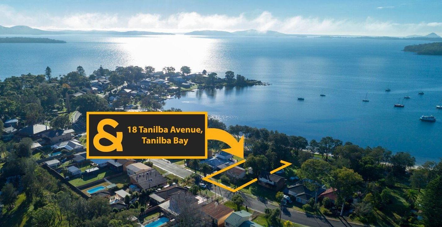 18 Tanilba Avenue, Tanilba Bay NSW 2319, Image 1
