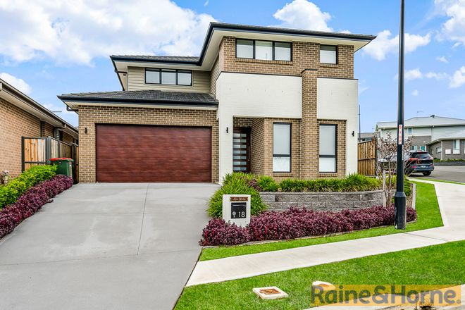 Picture of 18 Avior Street, BOX HILL NSW 2765