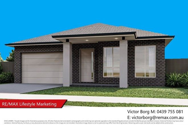 Picture of Lot 1 226-330 Caddens Road, CLAREMONT MEADOWS NSW 2747