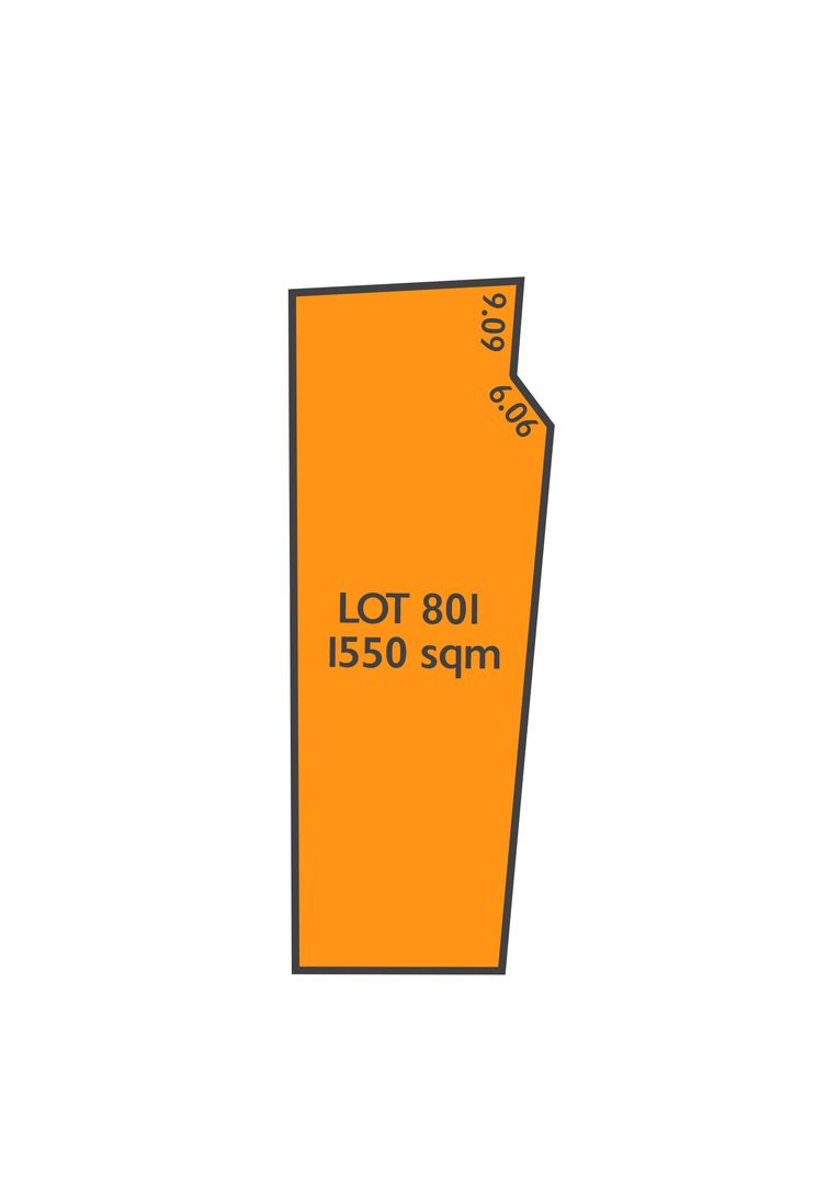 Lot 801 Outlook Road, Black Point SA 5571