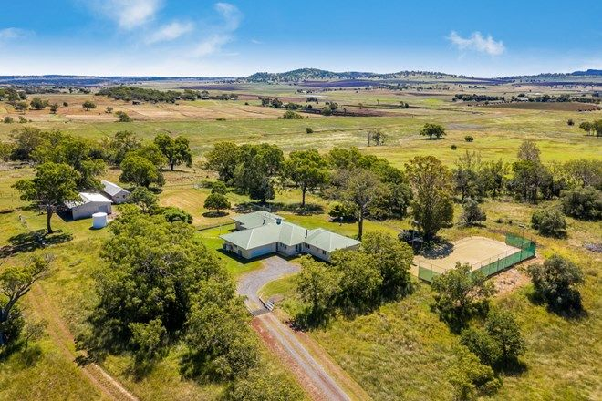 Picture of 159 Keding Road, WESTBROOK QLD 4350