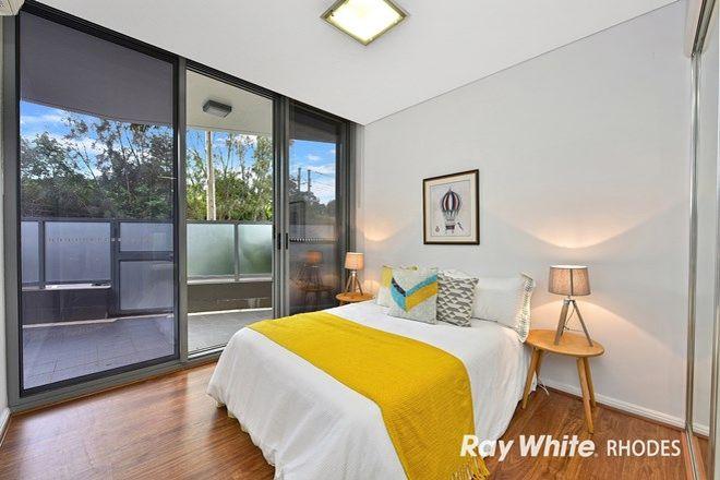 Picture of G14/56-58 Walker Street, RHODES NSW 2138