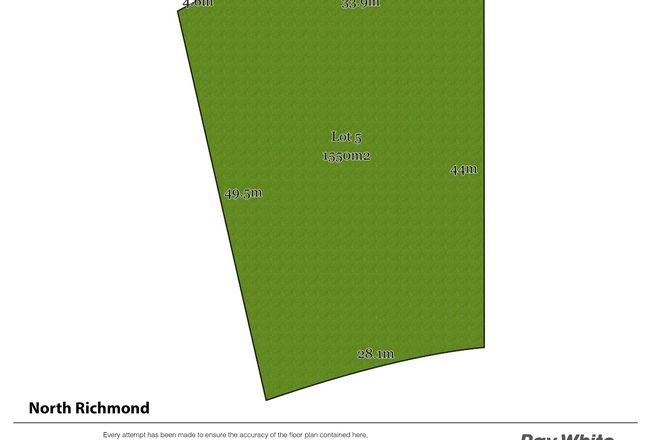 Lot 5 Belmont, Redbank, NORTH RICHMOND NSW 2754
