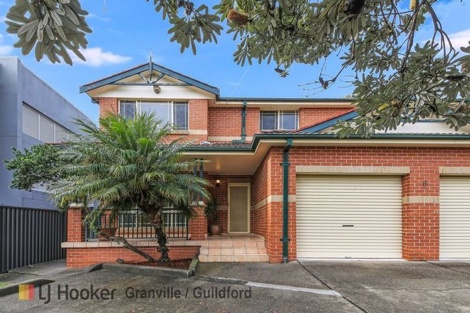 Picture of 1/6 Bolton  Street, GUILDFORD NSW 2161