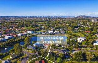Picture of 30 Brier Cres, Varsity Lakes QLD 4227