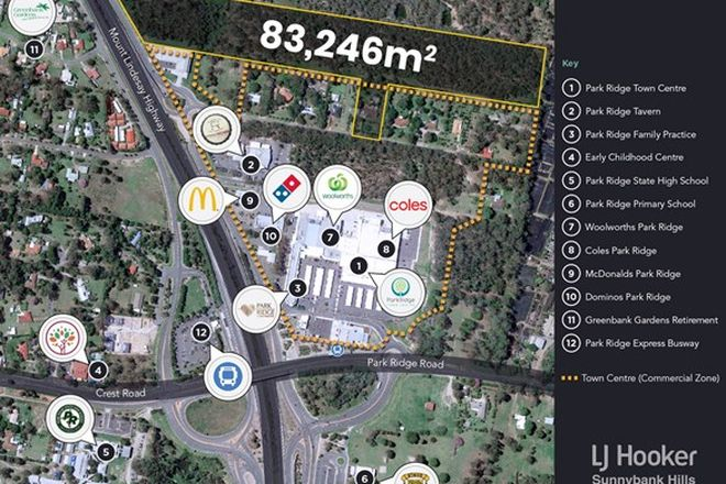Picture of 3670-3682 Mount Lindesay Highway, PARK RIDGE QLD 4125