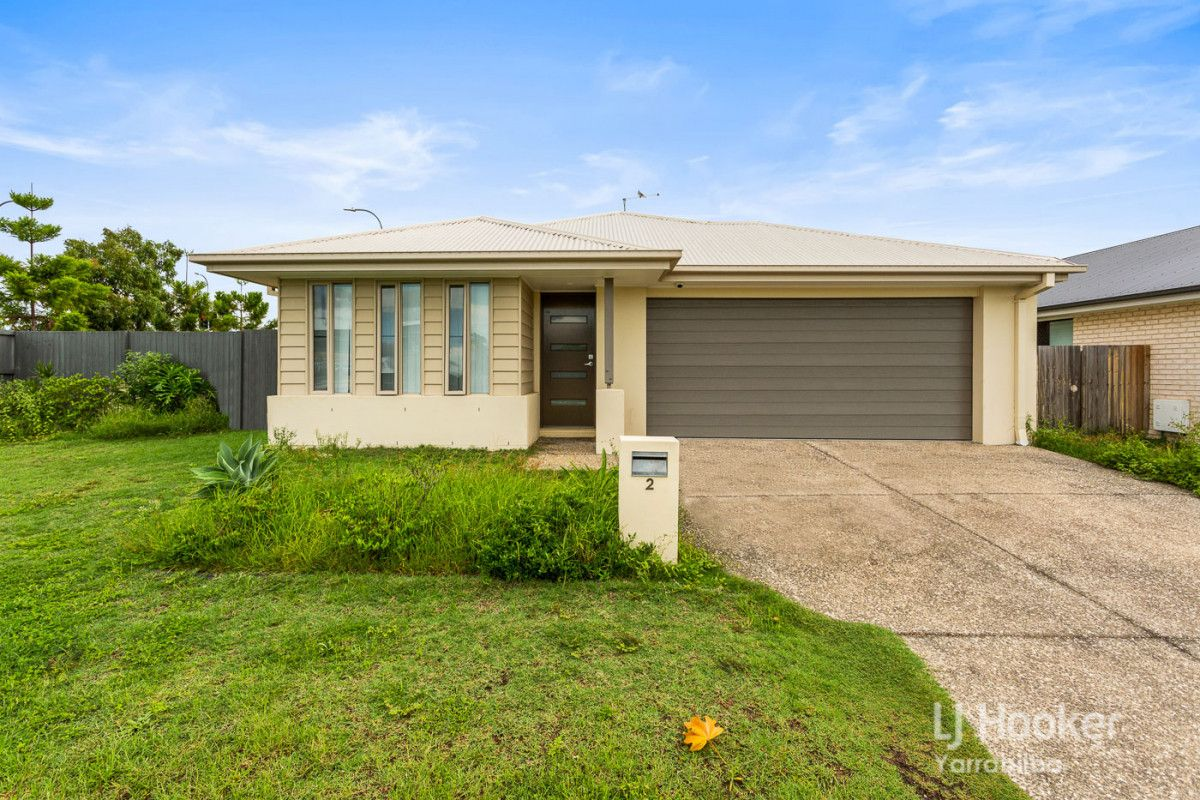 2 Coolridge Circuit, Yarrabilba QLD 4207, Image 0