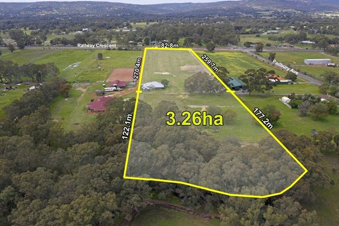Picture of Lot 115 Railway Crescent, MILLENDON WA 6056