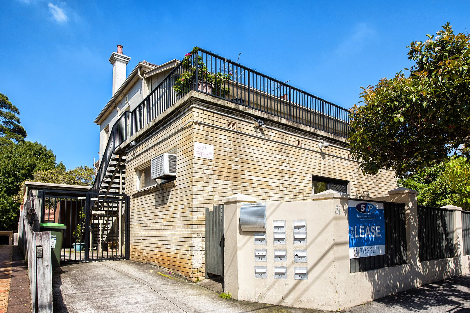B4/31 Fort Street, Petersham NSW 2049, Image 0