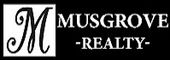 Logo for Musgrove Realty