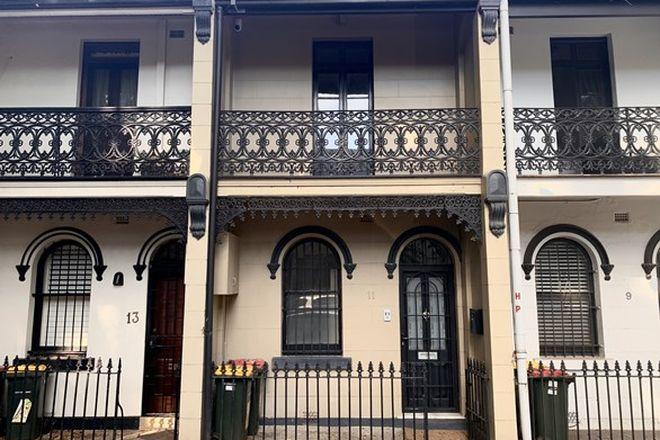Picture of 11 Napier Street, PADDINGTON NSW 2021