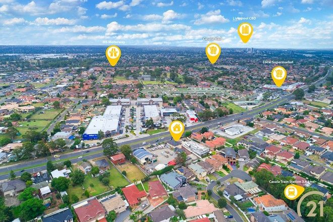 Picture of 654 Hume Highway, CASULA NSW 2170