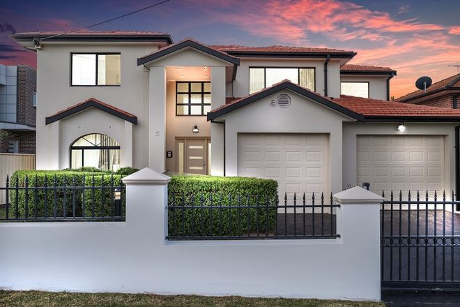 Picture of 5 Wirralee Street, SOUTH WENTWORTHVILLE NSW 2145