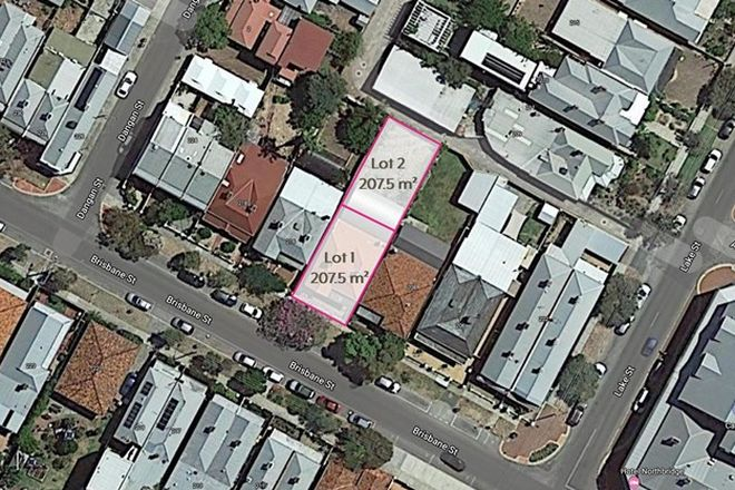 Picture of 212 Brisbane Street, PERTH WA 6000