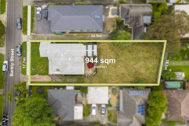 Picture of 48 Barkly Street, RINGWOOD VIC 3134