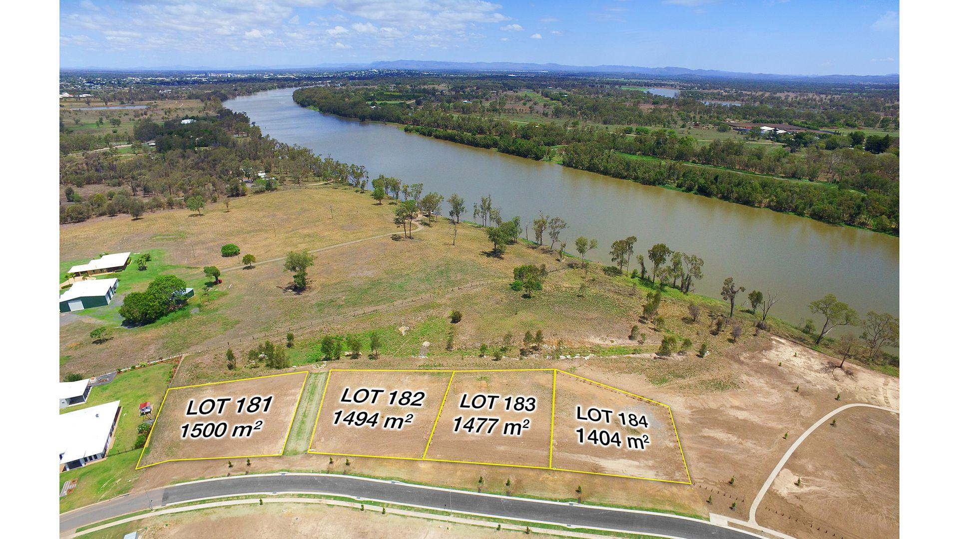 Lot 184 Riverside Drive, Parkhurst QLD 4702, Image 1