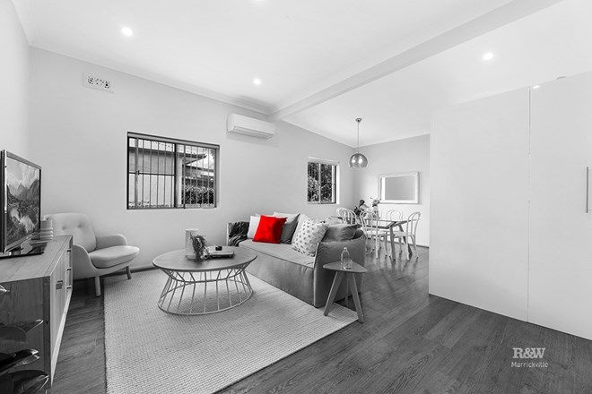 Picture of 31 Jersey Street, MARRICKVILLE NSW 2204
