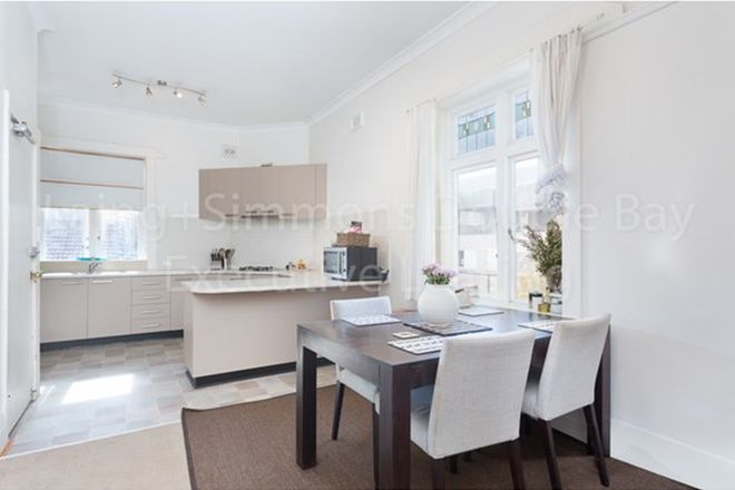 Picture of 3/9 Lamrock Avenue, BONDI NSW 2026