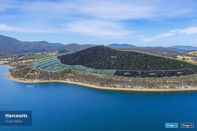 Picture of - Abels Bay Road Land Release, DEEP BAY TAS 7112