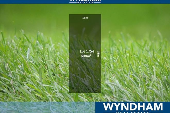 Picture of Lot 1754, WYNDHAM VALE VIC 3024