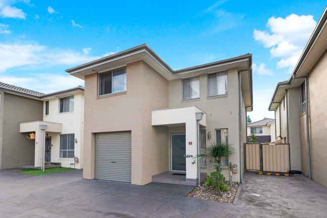 Picture of 53/131 Hyatts Road, PLUMPTON NSW 2761