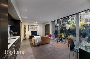 Picture of G02/162 ALBERT STREET, East Melbourne VIC 3002