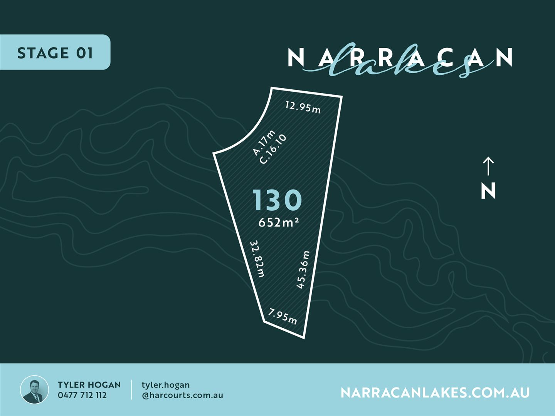 Lot 130 Narracan Lakes, Newborough VIC 3825, Image 0