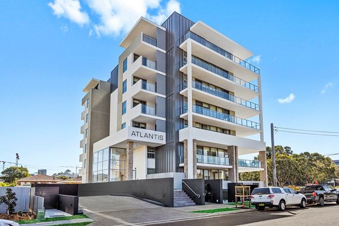 Picture of 102/2-4 Beatson Street, WOLLONGONG NSW 2500