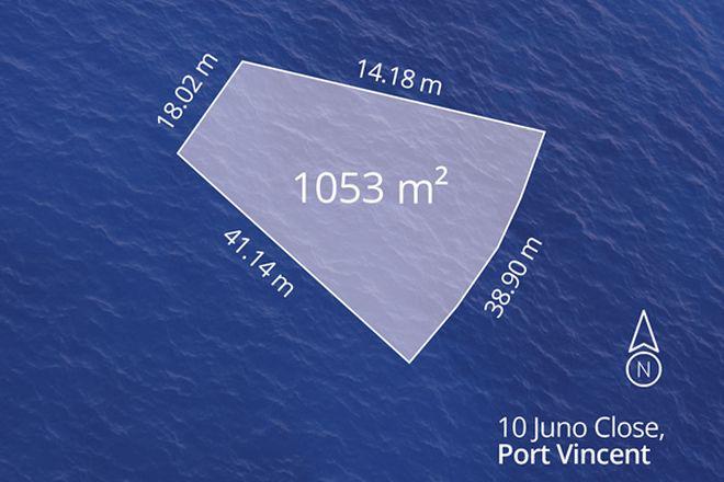 Picture of 10 Juno Close, PORT VINCENT SA 5581