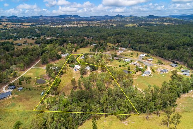 Picture of 126 Green Trees Road, PIE CREEK QLD 4570