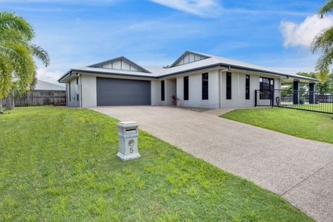 Picture of 5 Armstrong Court, MARIAN QLD 4753