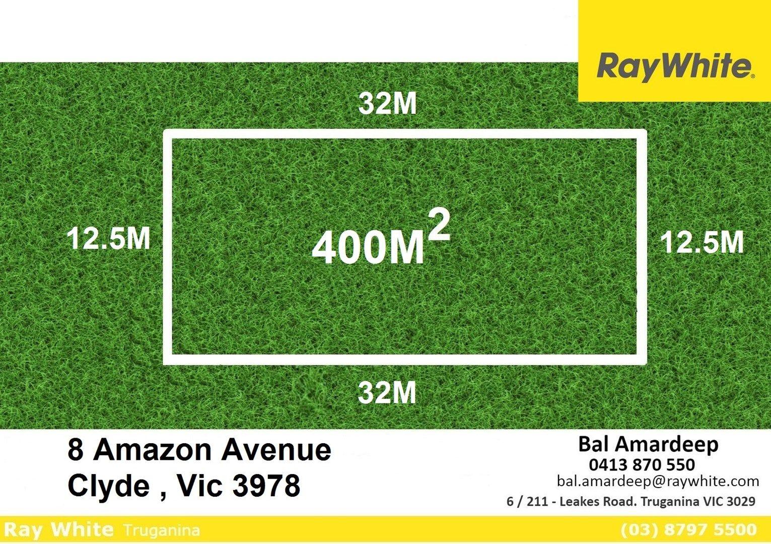 8 Amazon Avenue, Clyde VIC 3978, Image 0