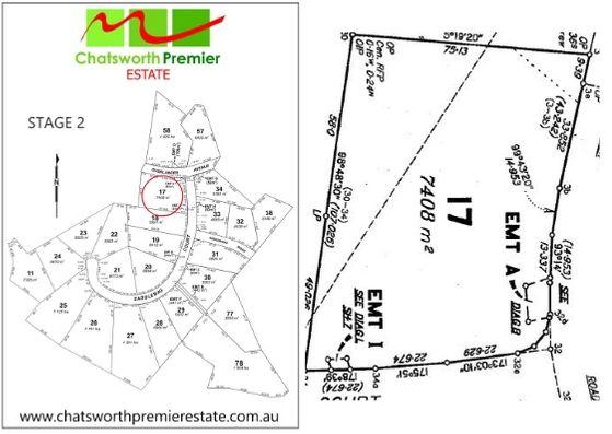 Lot 17 SADDLEBAG COURT, Chatsworth QLD 4570, Image 1