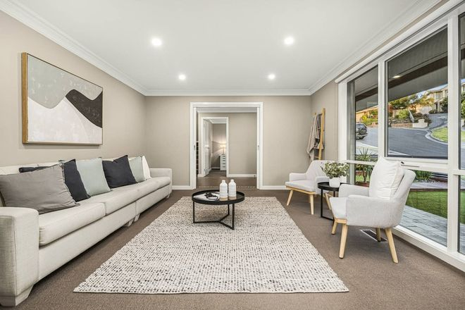 Picture of 1 Narcissus Court, DONCASTER EAST VIC 3109
