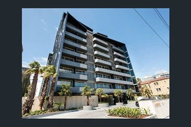 Picture of 510/74 Queens Road, MELBOURNE VIC 3000