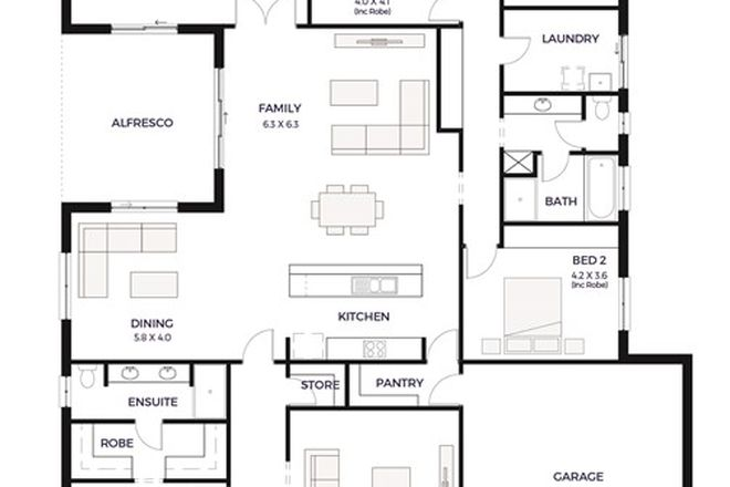 Picture of Lot 192 Aurora Circuit, MEADOWS SA 5201