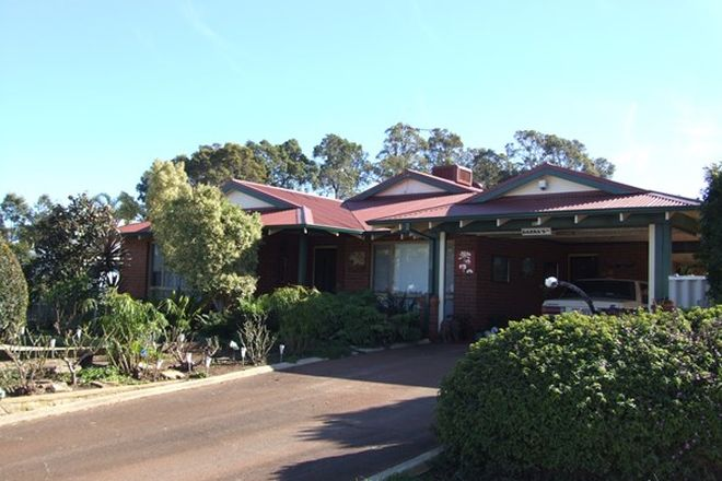 Picture of 24a Bond Street, DONNYBROOK WA 6239