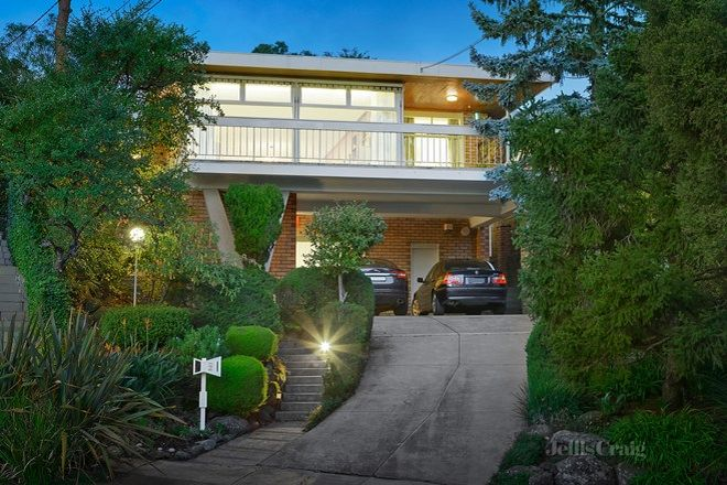 Picture of 9 White Lodge Court, KEW VIC 3101