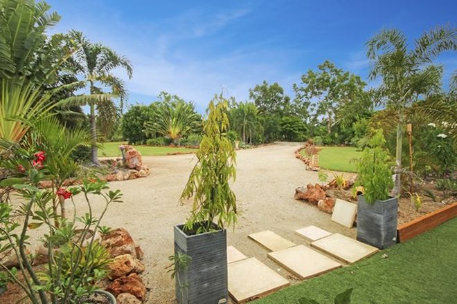 Picture of 151 Cragborn Road, KATHERINE NT 0850
