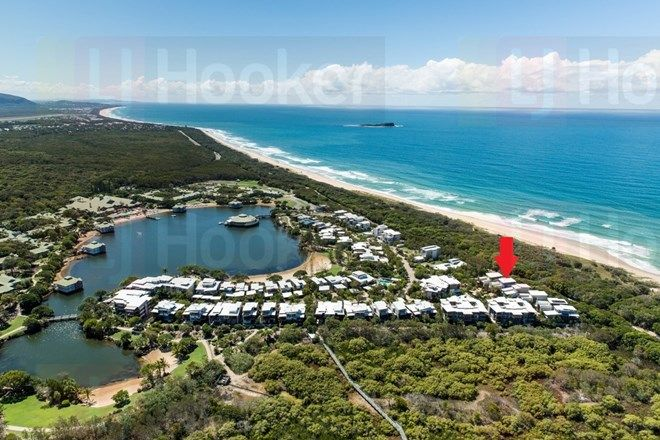 Picture of 142/80 North Shore Road, TWIN WATERS QLD 4564