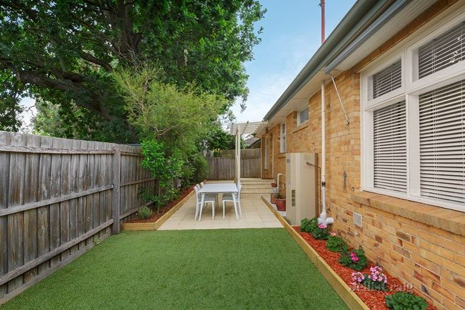 Picture of 6/115 Wattle Valley Road, CAMBERWELL VIC 3124