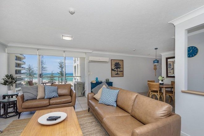 Picture of Unit 5F/52 Goodwin Tce, BURLEIGH HEADS QLD 4220
