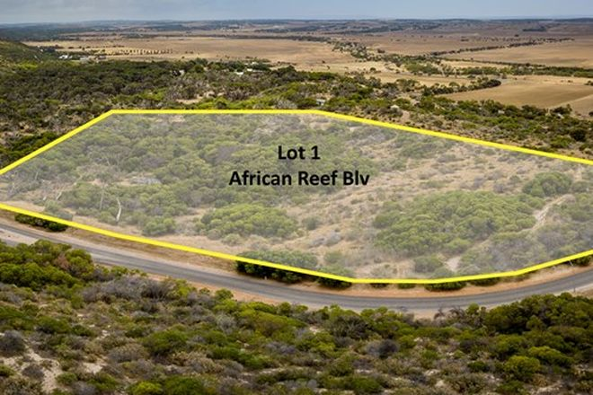 Picture of Lot 1 African Reef Boulevard, GREENOUGH WA 6532