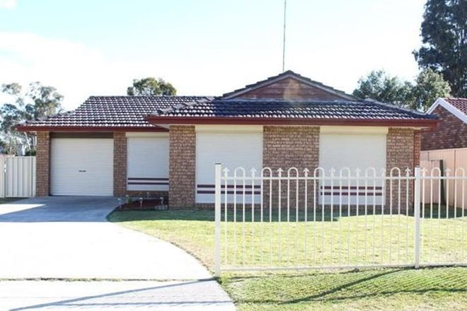 Picture of 92 McFarlane Drive, MINCHINBURY NSW 2770
