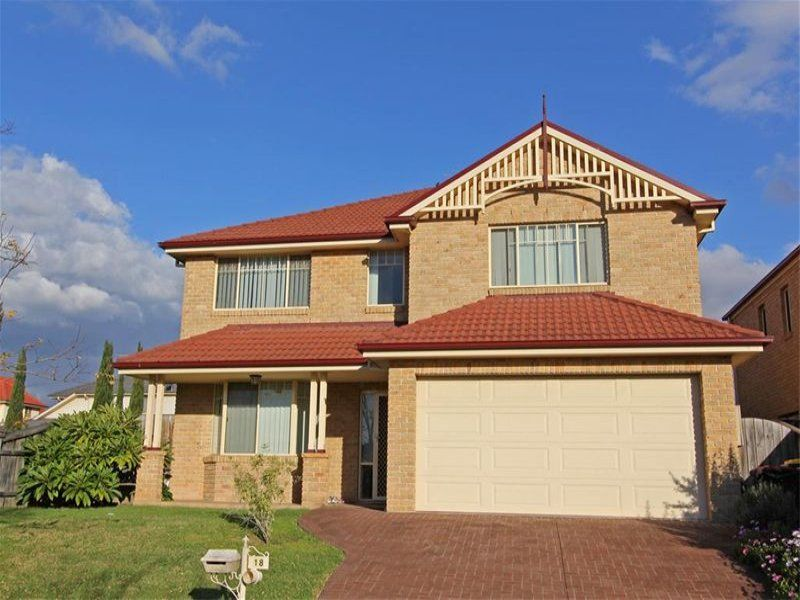 18 Rialto Place, Kellyville NSW 2155, Image 0