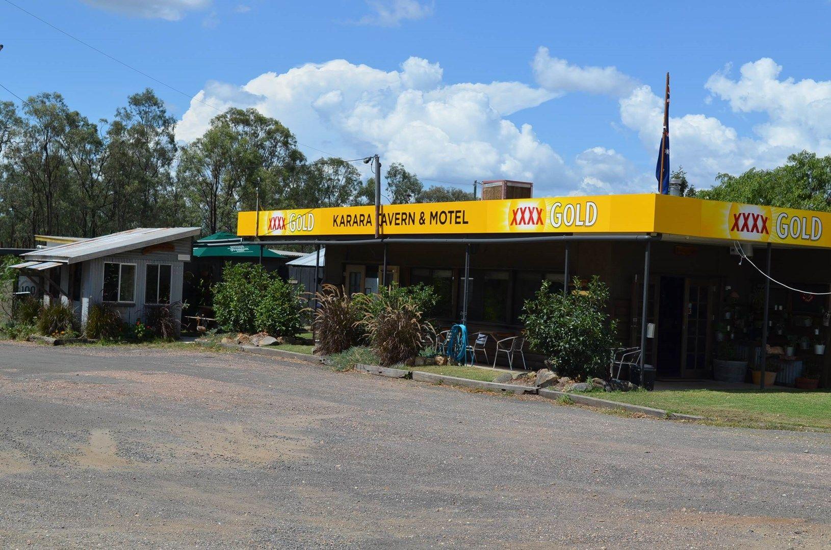 18509  Cunningham Highway, Karara QLD 4352, Image 0